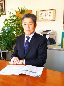 代表取締役 遠藤 悦夫